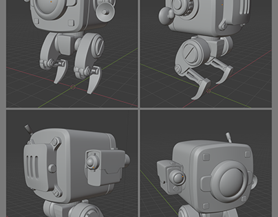 Personal 3D - Works in progress