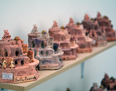 """Souvenirs from a dream - Pig university"""