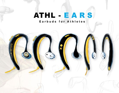 ATHL-EARS - Athletic Earbuds