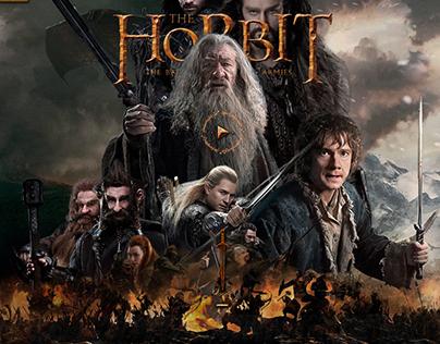 The Hobbit - Fan site