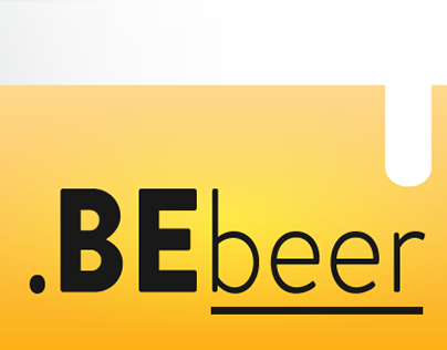 Icone et Start page pour une application de bières