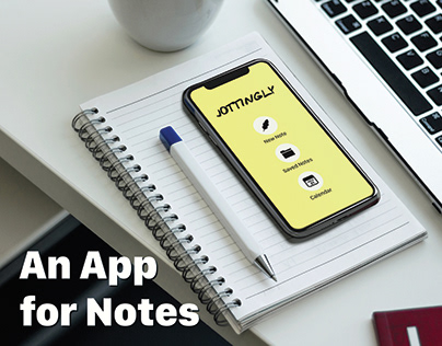 Jottingly, An App for Notes