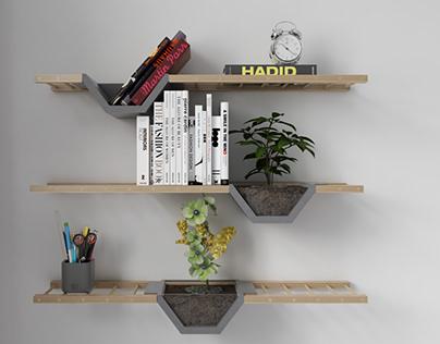 Frezya Bookshelf