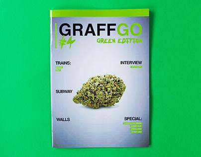 GraffGo Magazine / Green edition