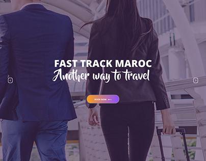 Fast track Maroc