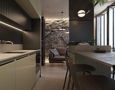 Olluci    Micro Apartment 003