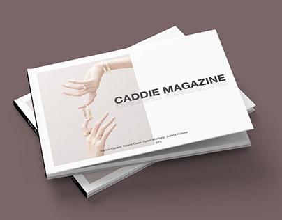 stratégie de com pour la création d'un magazine