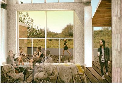 Block Island_Community Center