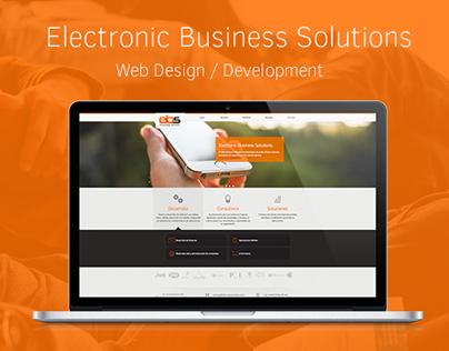 eb-soluciones.com Redesign
