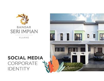 Bandar Seri Impian Social Media Corporate Identity