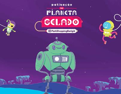 Planeta Gelado - Park Shopping Barigui