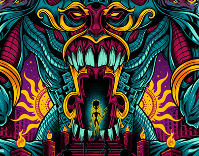 Limited Edition Disco Biscuits Syracuse Ny Gig Poster