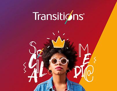 Transitions Brasil - Social Media