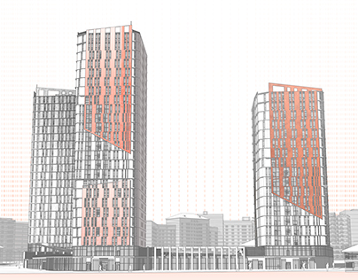 THE PROJECT OF HIGH-RISE RESIDENTIAL BUILDING IN UFA