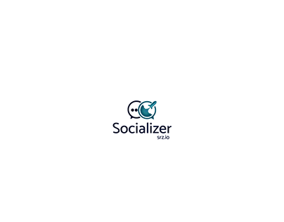 Socializer (Online System) my second logo