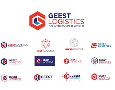 Geest Logistics Branding