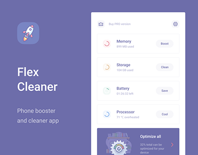Flex Cleaner