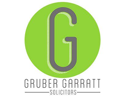 Logo and Branding For Gruber Garratt Solicitors