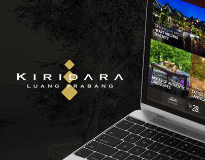 Kiridara Luang Prabang New Web Site