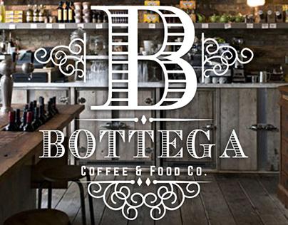 Bottega coffee & food co. - Branding & Logo proposal