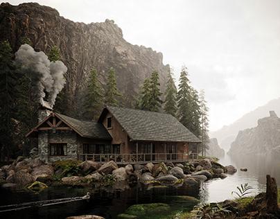 Cabin (Full CGI)