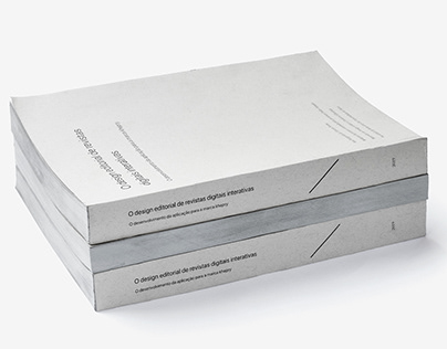 Master's thesis book
