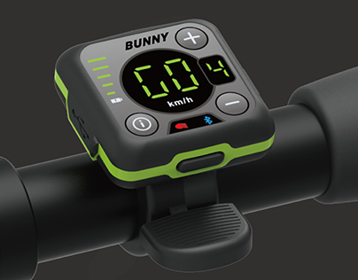 Product │BUNNY e-Scooter Console