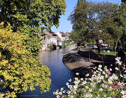 Photographie de La Petite France à Strasbourg