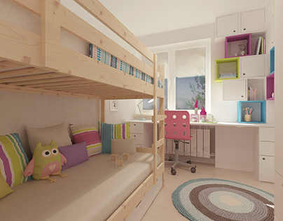 #13 | Small child room
