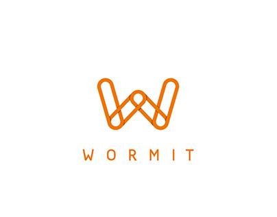 Worm IT / logodesign