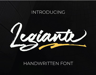 Legiante | FREE PERSONAL USE