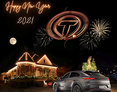 New Year 2021 Celebration ( Motion video )