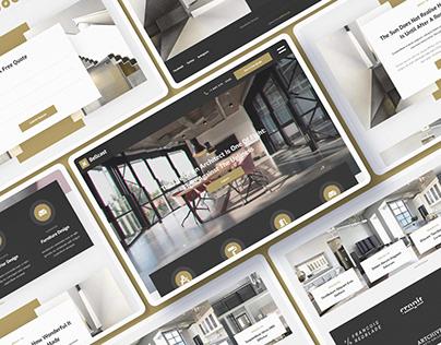 Bellcast - Architecture Website Template