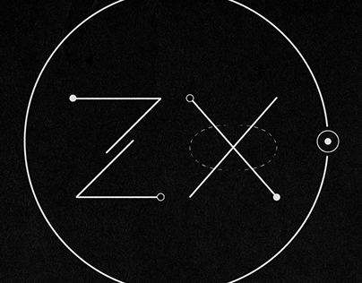 zero point Band Album art and Branding