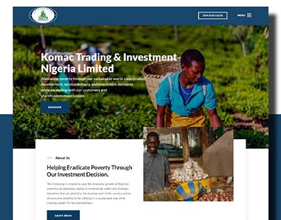 KOMAC TRADING & INVESTMENT