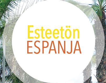 BROCHURE: Esteetön Espanja
