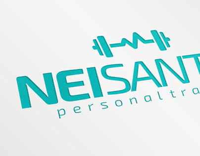 Logotipo fitness