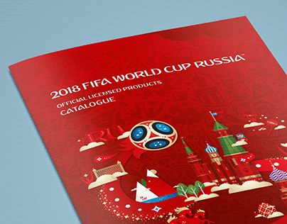FIFA Wordcup Cup 2018 Catalogue