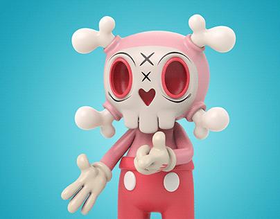Jolly Bones Roger