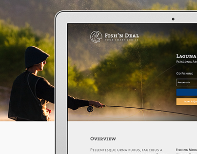 Fish And Deal - Branding and Marketplace