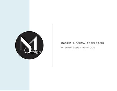 INGRID TESELEANU _ INTERIOR DESIGN PORTFOLIO