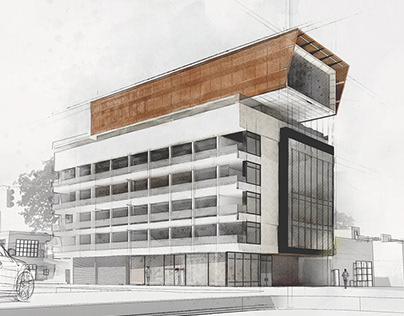 Archifolio   Selected Architectural Renderings