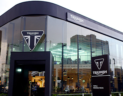 Triumph Ribeirão Preto Triple