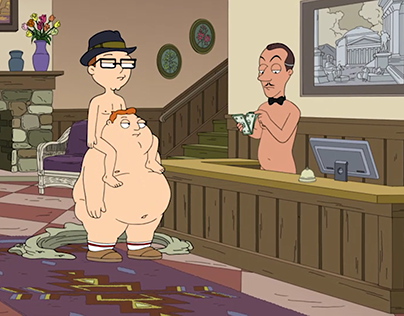 Promo: American Dad Inception 60 [2019]