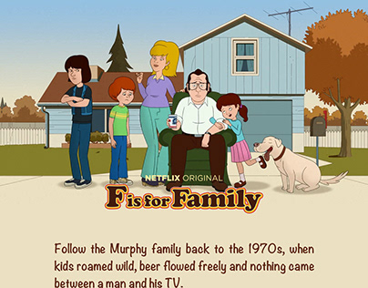 F is for Family (2016)