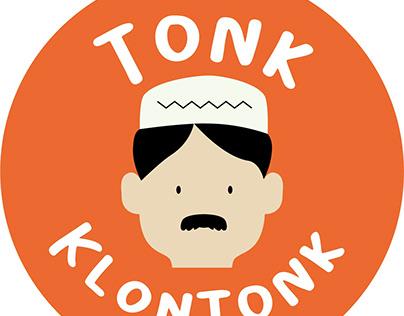 Tonk Klontonk Logo (2020)