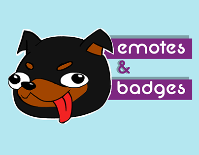 Emotes for twitch