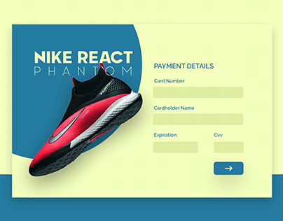 Payment UI design