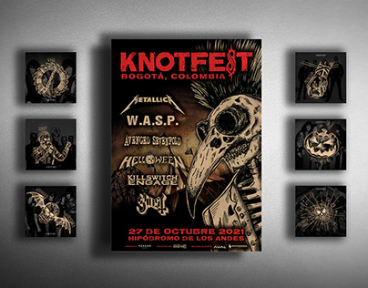AR - ROAD TO KNOTFEST 2021