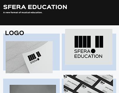 Brand Identity - Sfera Education